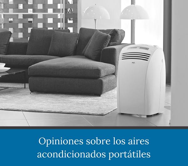 Opiniones sobre el aire acondicionado port til merece la for Aire acondicionado kosner opiniones