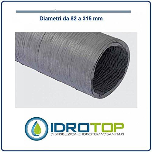 Tubo flexible PVC (Vecamco clima plus)