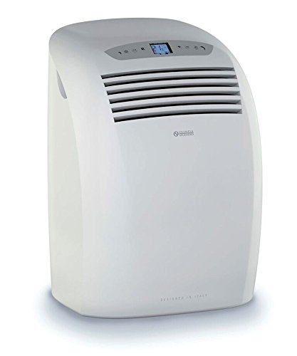 Olimpia Splendid Dolceclima Nano Silent - Climatizador portátil, 2100 W, color blanco
